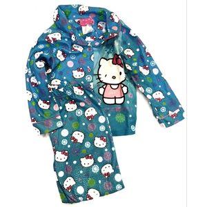 Hello Kitty Pajamas Size 4T